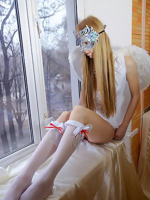 Naughty angel
